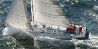 Sailing Atlantic